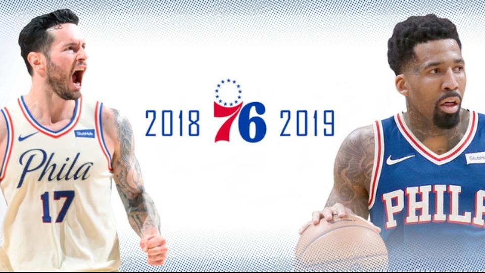 Philadelphia 76ers, JJ Redick ve Wilson Chandler ile anlaştı