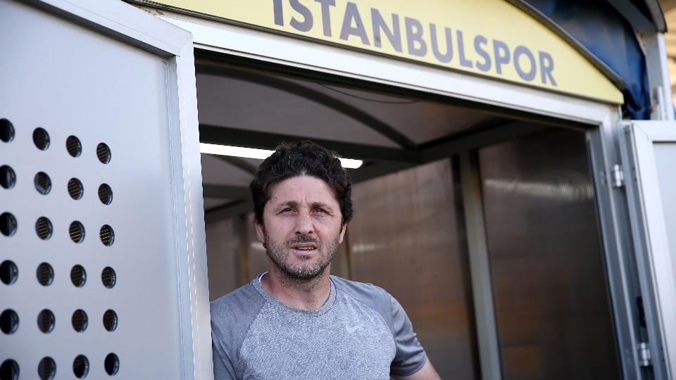 İstanbulspor'da flaş ayrılık!