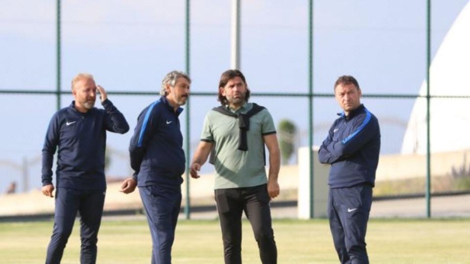 İbrahim Üzülmez'den futbolculara uyarı