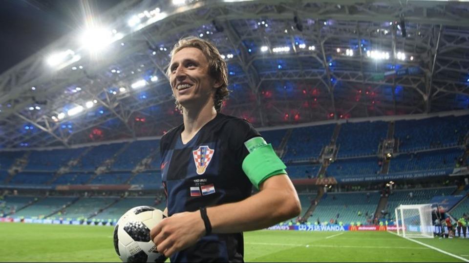 Luka Modric: Dünya Kupası için kazandığım tüm Şampiyonlar Ligi kupalarını feda edebilirim!