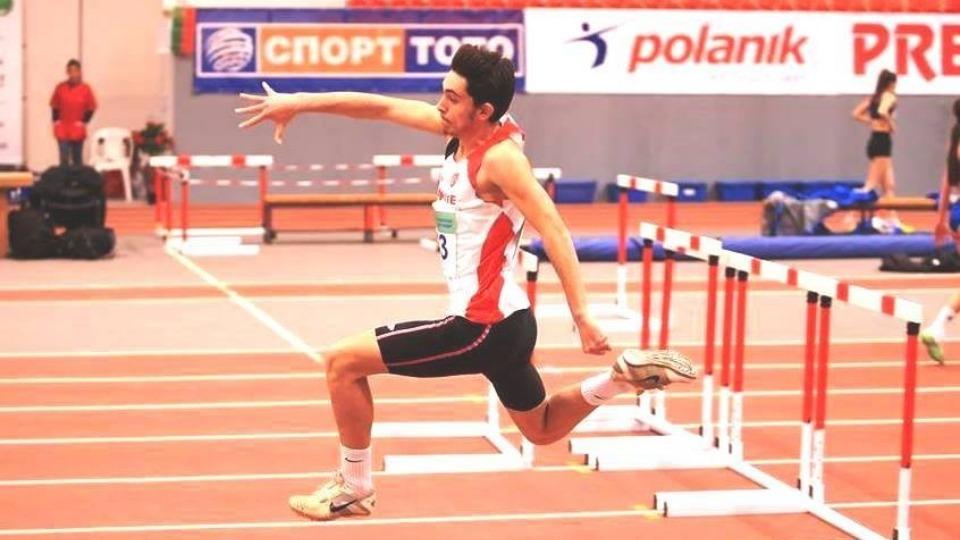 Batuhan Çakır, Türkiye'ye altın madalya kazandırdı