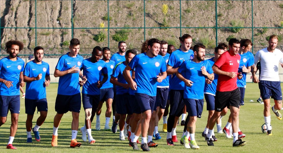 Antalyaspor'un kamp çalışmaları nasıl gidiyor?