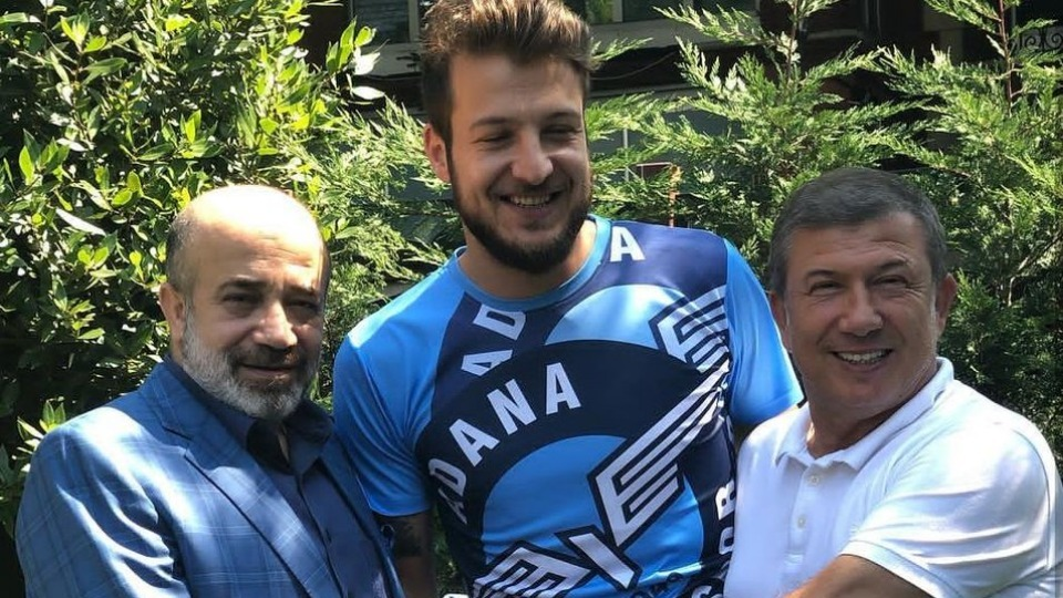 Batuhan Karadeniz'in yeni adresi Adana Demirspor!