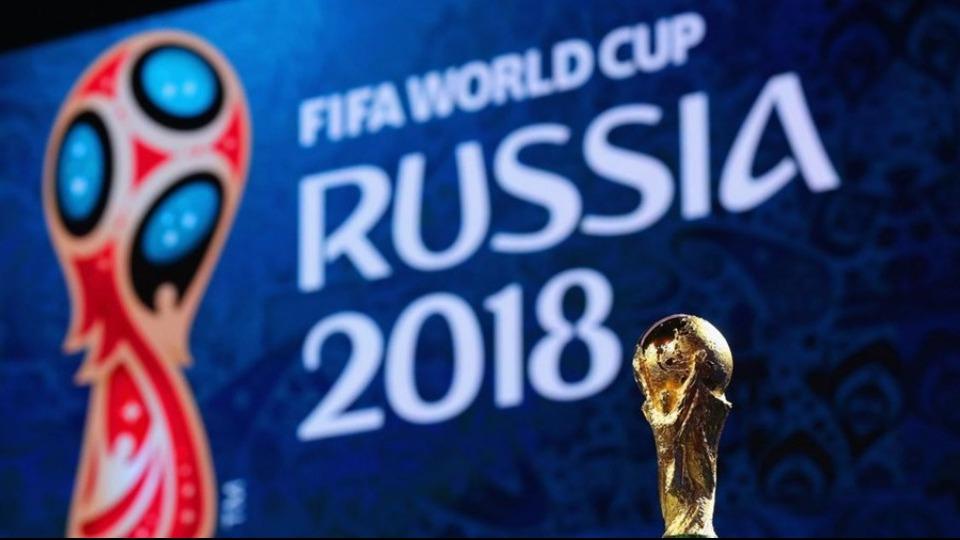 2018 FIFA Dünya Kupası'nda heyecan sürüyor