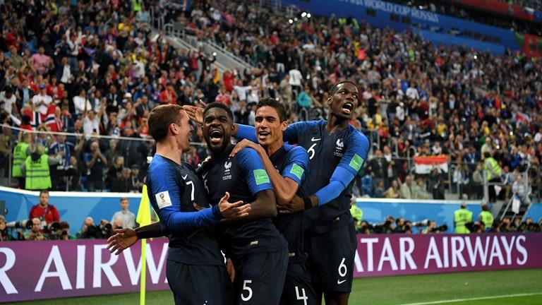 Fransa ikinci kez en büyük!