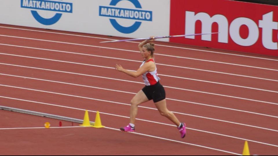 20 Yaş Altı Dünya Atletizm Şampiyonası'nın ikinci gününde iki Türk atıcı finalde yarıştı