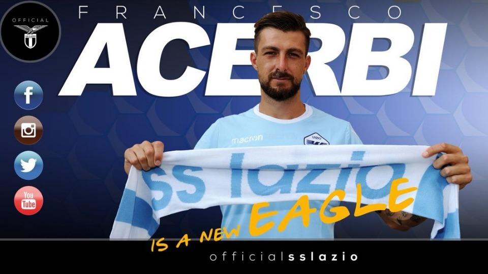Lazio tecrübeli savunma oyuncuyu kadrosuna kattı