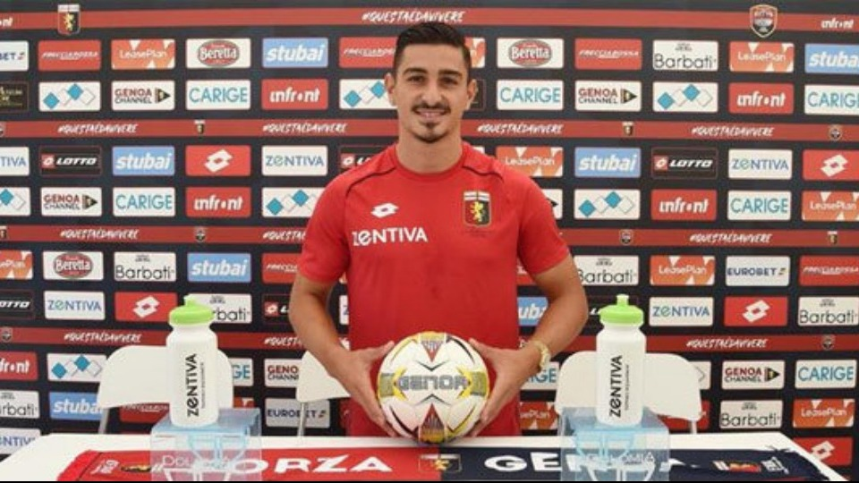 Koray Günter, Genoa'ya transfer oldu
