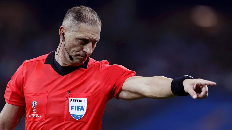 Hırvatistan - Fransa final maçını yönetecek hakem belli oldu