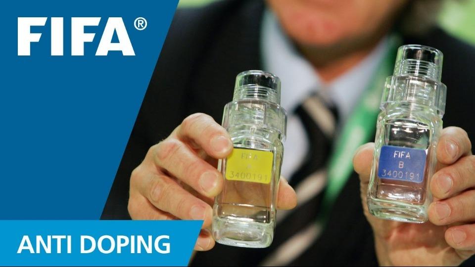 FIFA'dan Dünya Kupası için doping açıklaması