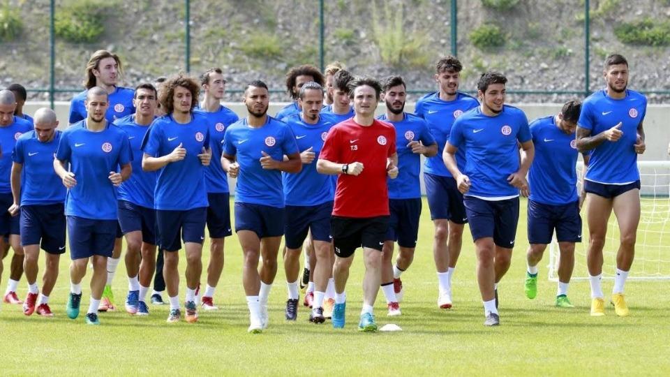 Antalyaspor ve Gaziantepspor örneği