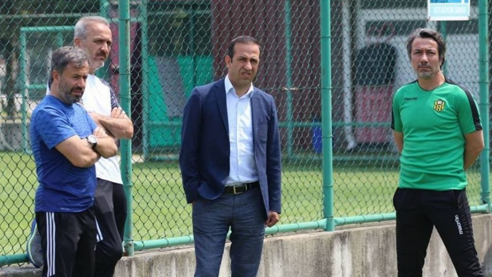 Yeni Malatyaspor'dan transfer açıklaması