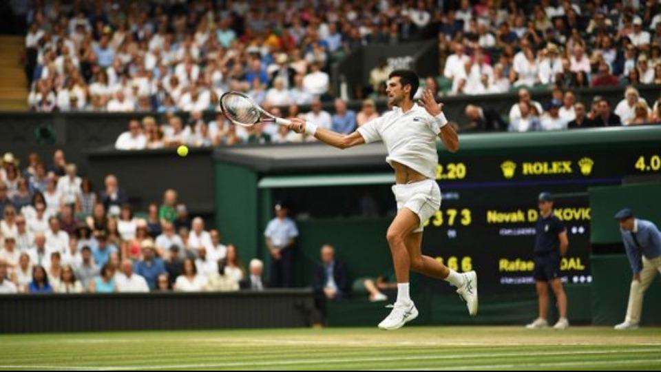 Wimbledon'da finalin adı Anderson-Djokovic!