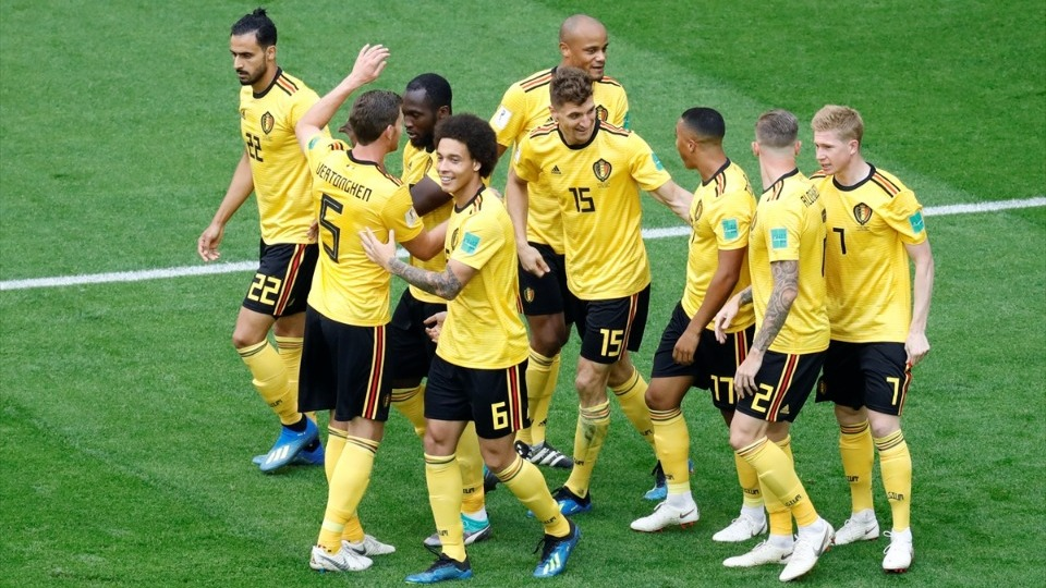 Belçika tek başına zirveye yerleşti!