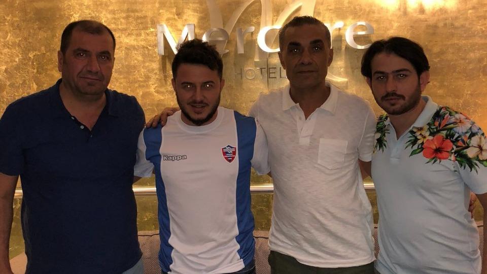 Karabükspor, Murat Ceylan ile imzaladı!