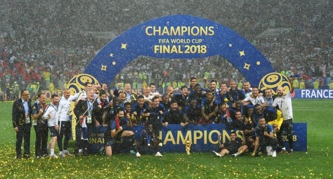 Fransa'da dikkat çekici detay! Sadece 2 futbolcu...