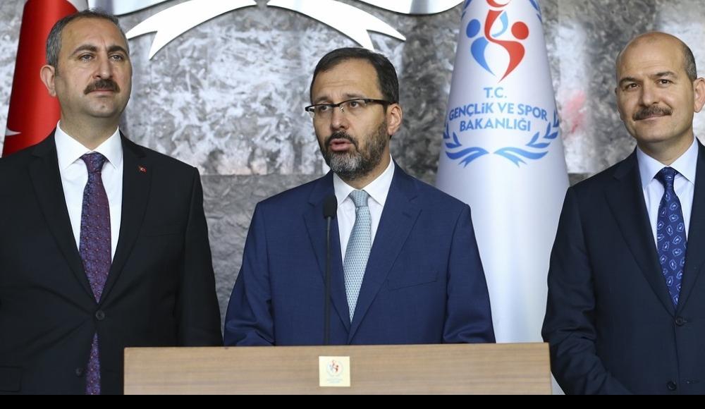 Bakan Kasapoğlu, İTÜ'lü gençleri kabul etti