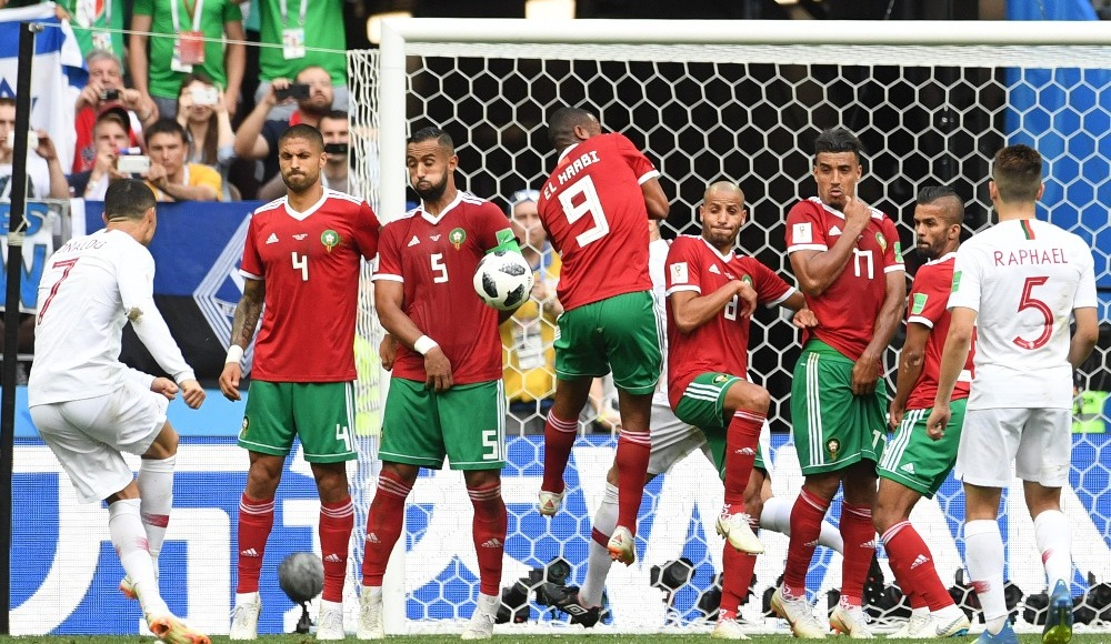 Dünya Kupası'nın golünü Ronaldo attı!