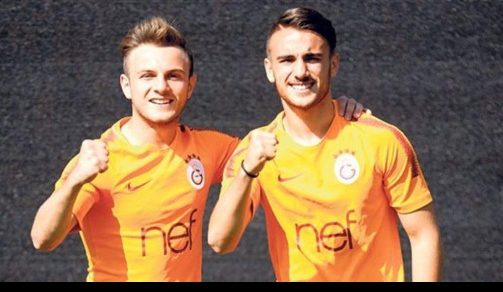 Galatasaray'da 3 gence A takım yolu açılacak