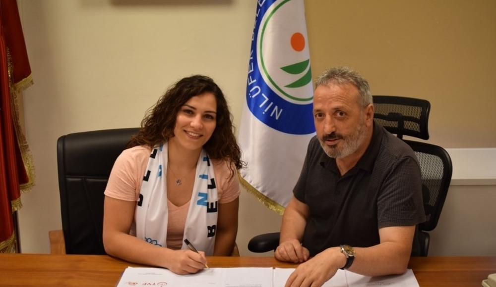 Sarıoğlu Nilüfer Belediyespor'da