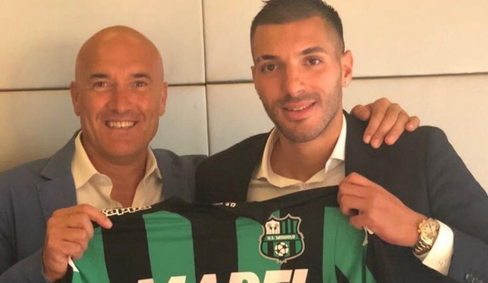 Sassuolo, Mehdi Bourabia transferini resmen açıkladı