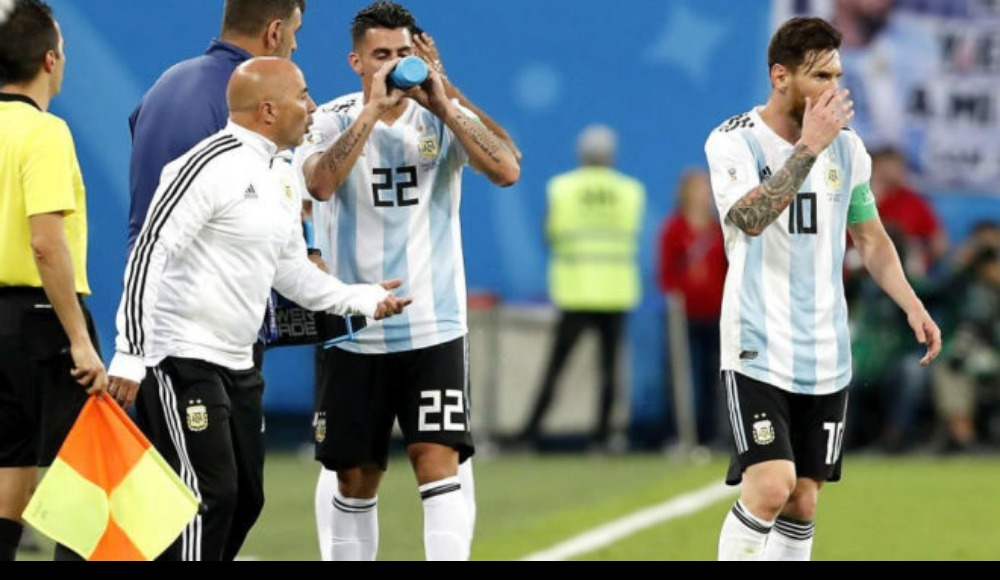 Messi'den Sampaoli'ye ilginç sözler! 'Sana isim vermedim..'