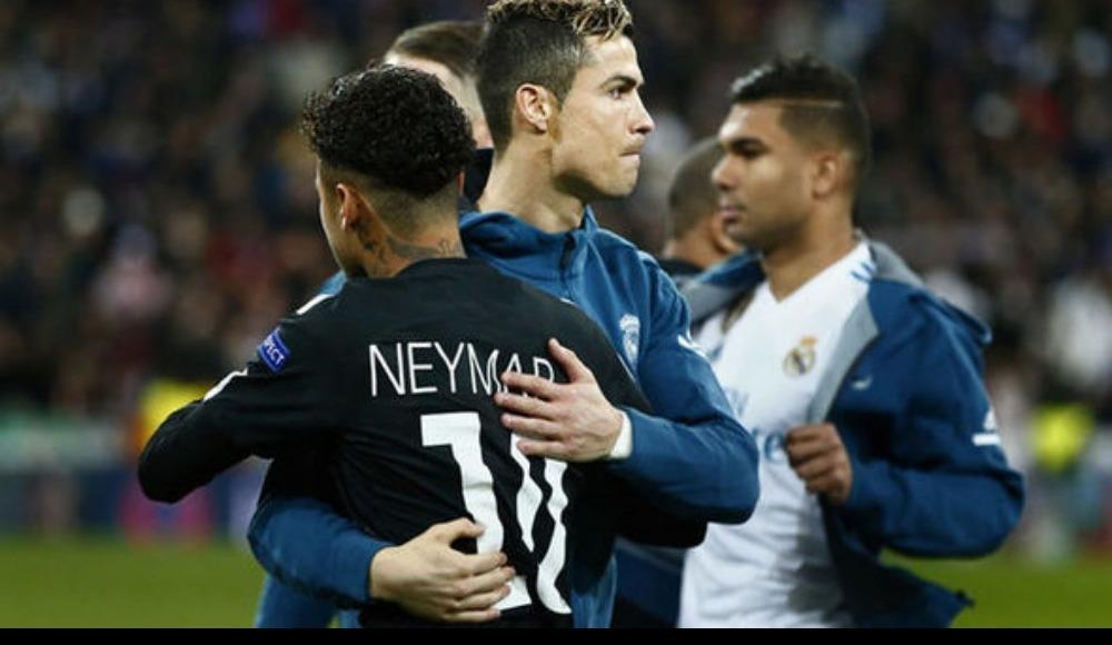 Neymar'dan çarpıcı Ronaldo sözleri! 'Ronaldo İtalyan futbolunu değiştirecek...'