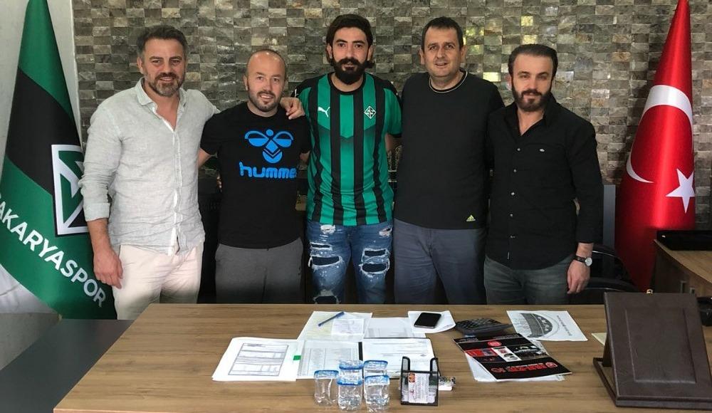 Sakaryaspor, Ümit Yasin Arslan'ı transfer etti!