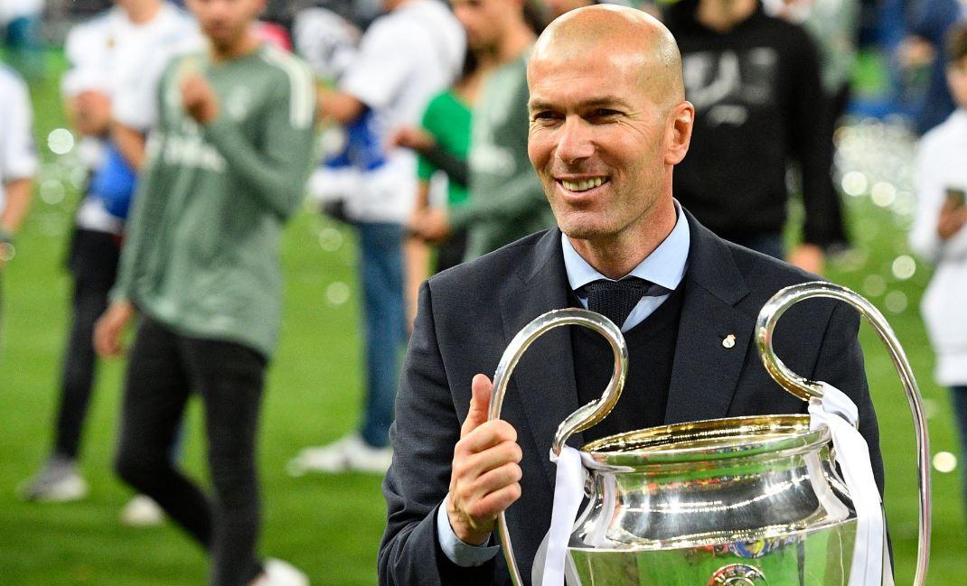 Zidane geri dönüyor!