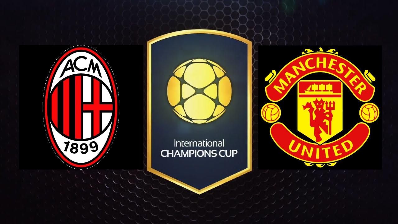 26 Temmuz 2018 Milan Manchester United maçı hangi kanalda saat kaçta?