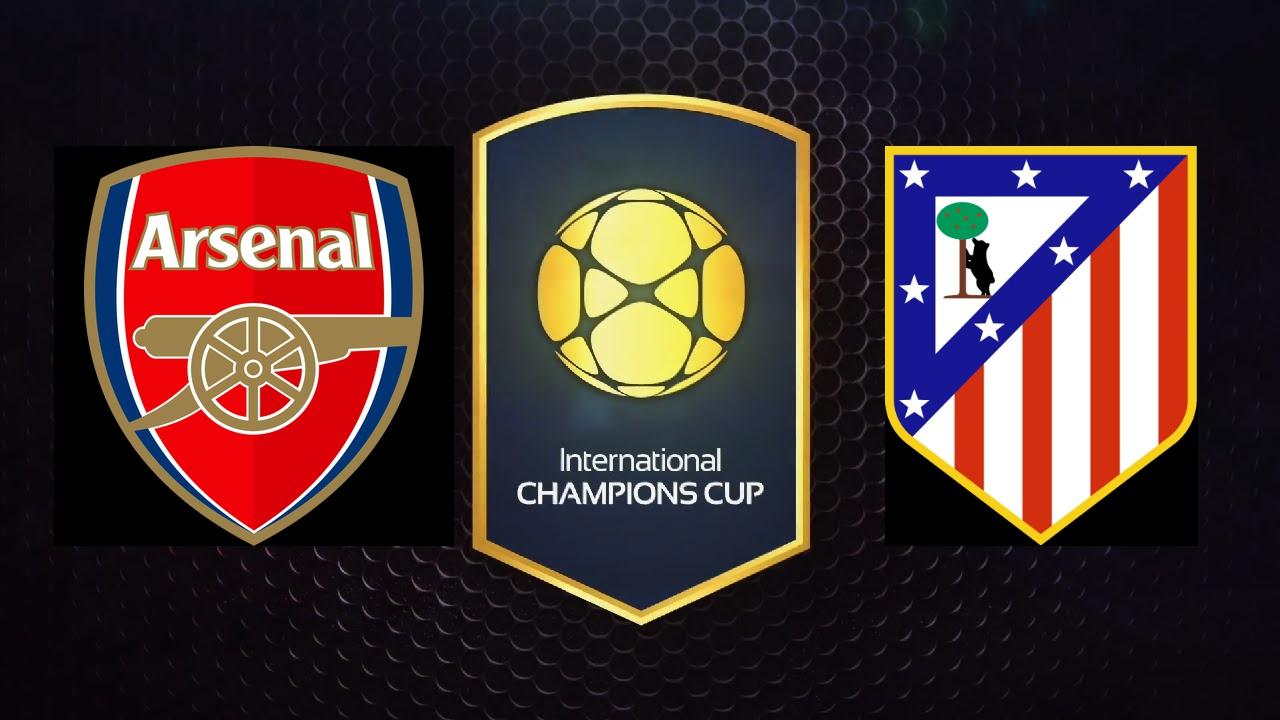 Atletico Madrid ile Arsenal karşı karşıya geliyor!