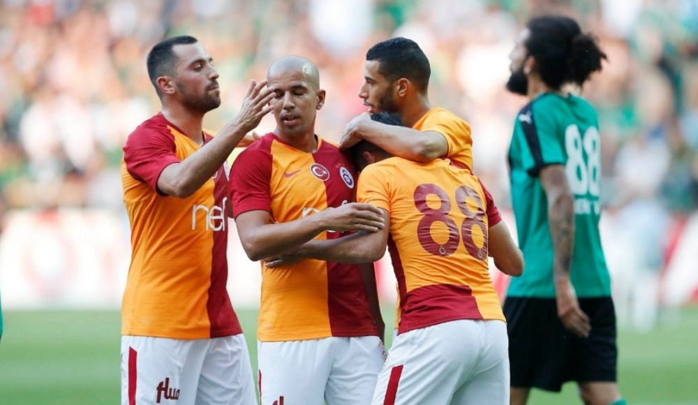 Galatasaray, sezona koruduğu kadrosuyla başlayacak!