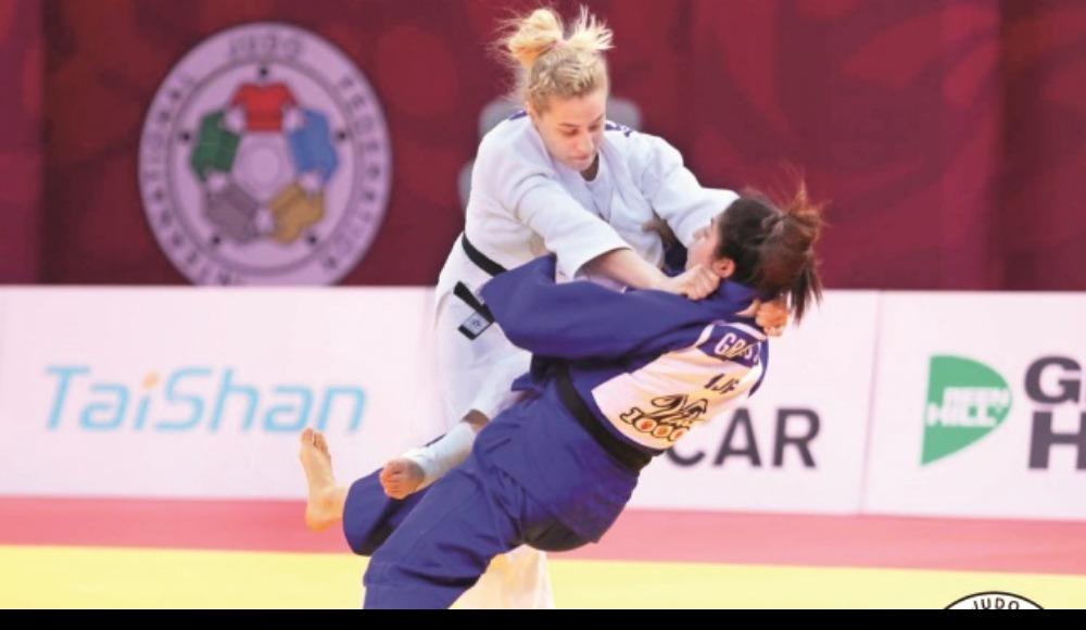 Avrupa Üniversite Oyunları'nda yarışan Türk judocular 7 madalya kazandı