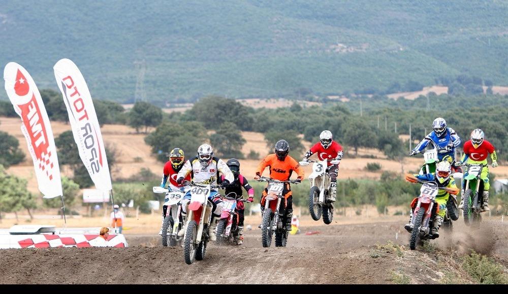 Türkiye Motokros Şampiyonası İstanbul'da yapılacak