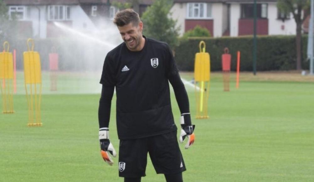 Fulham'a transfer olan Fabri'nin keyfi yerinde