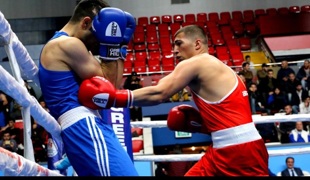 Spor Toto Türkiye Boks Ligi'nde 10. hafta müsabakaları Erzurum'da başladı