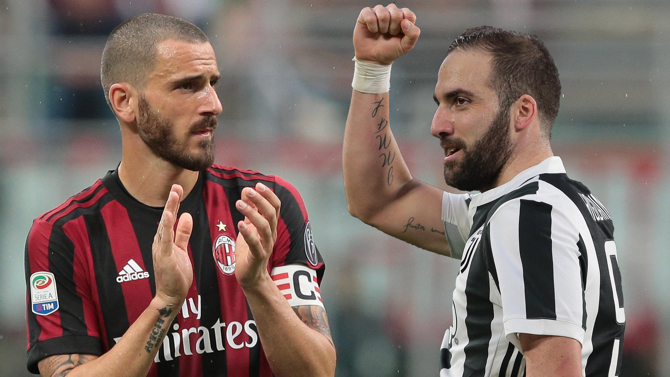 Juventus ile Milan arasında inanılmaz transfer anlaşması! 5 oyuncu takım değiştiriyor...