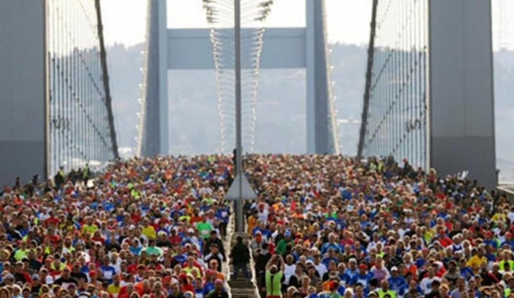 40. Vodafone İstanbul Maratonu başlıyor...