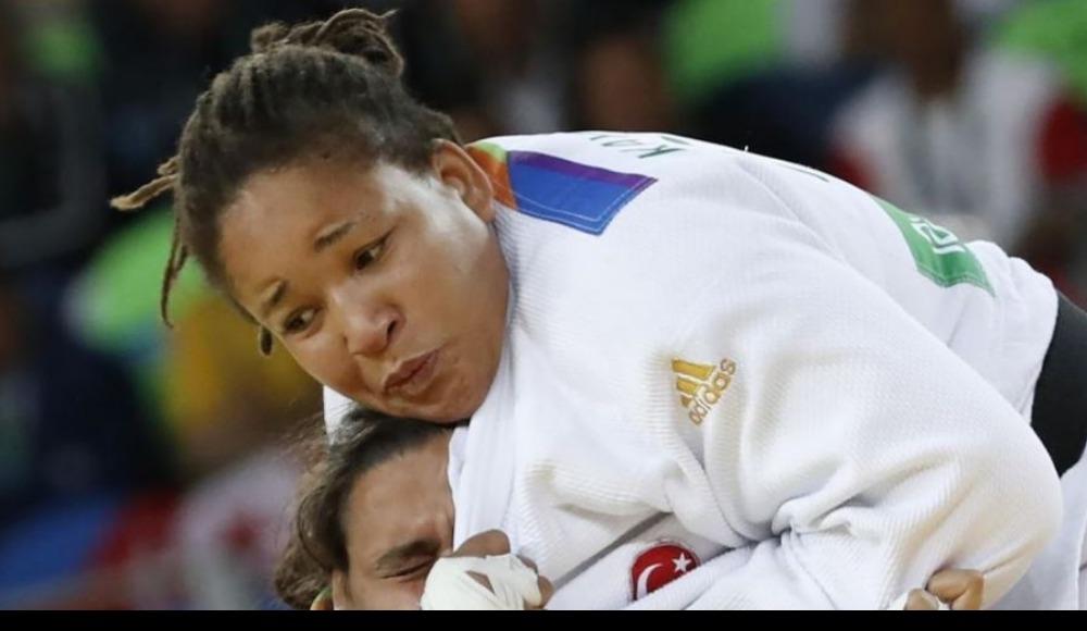 Judoda en iyi derece Kayra Sayit'ten