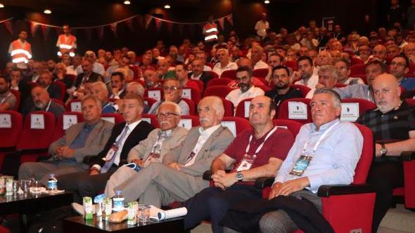 Trabzonspor'un tüzük değişikliği
