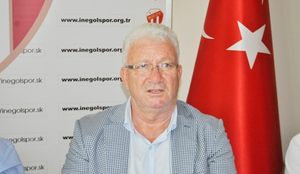 """Ertekin: """"Bursaspor'dan istediğimiz oyuncular gelirse kalitemiz artacak"""""""