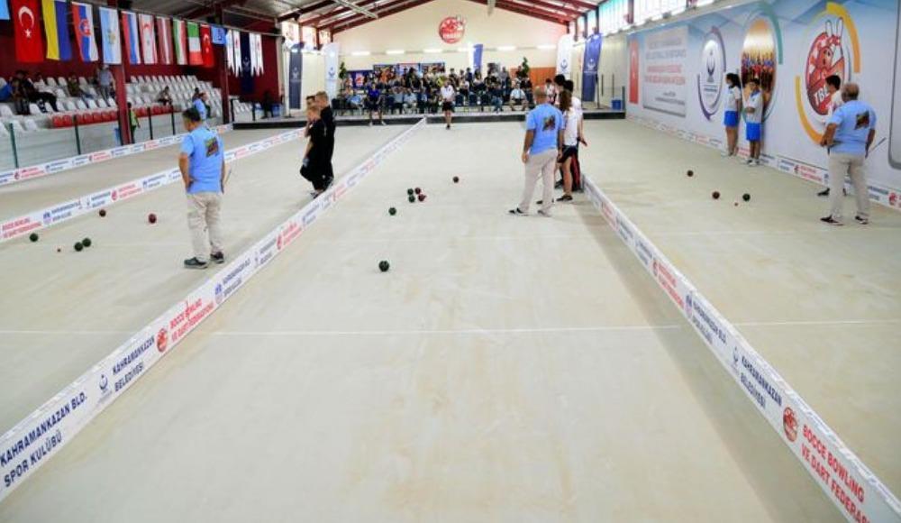 10. Avrupa Gençler Bocce Şampiyonası başladı