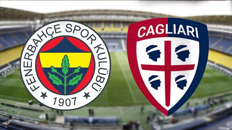 Fenerbahçe'nin konuğu İtalyan ekibi Cagliari!