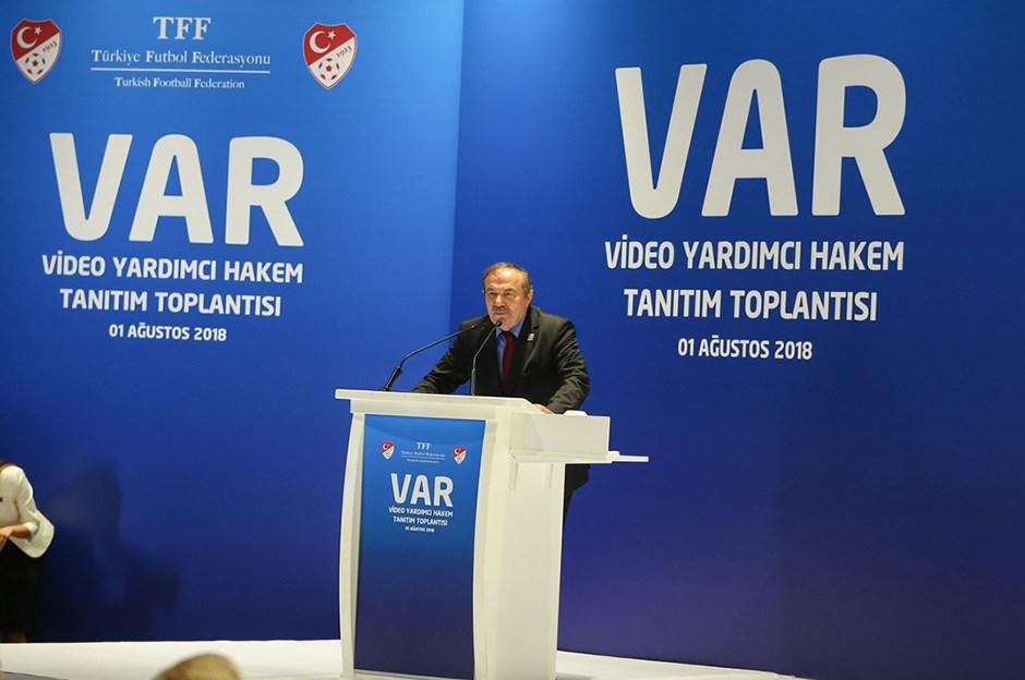 MHK Başkanı Yusuf Namoğlu Radyospor'da VAR sistemini anlattı!