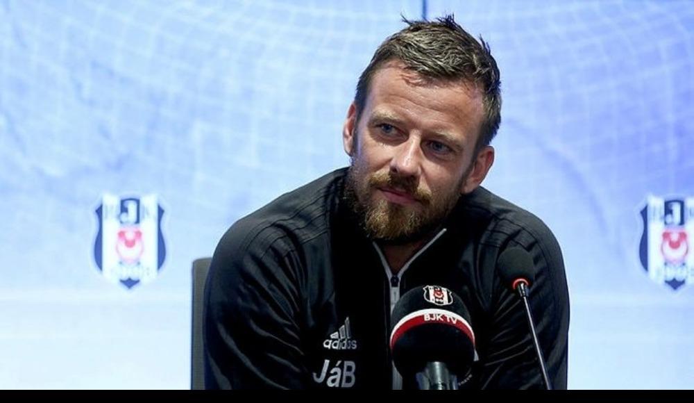 Jakup Borg: İlk maçtaki skora göre burada işimiz çok zor
