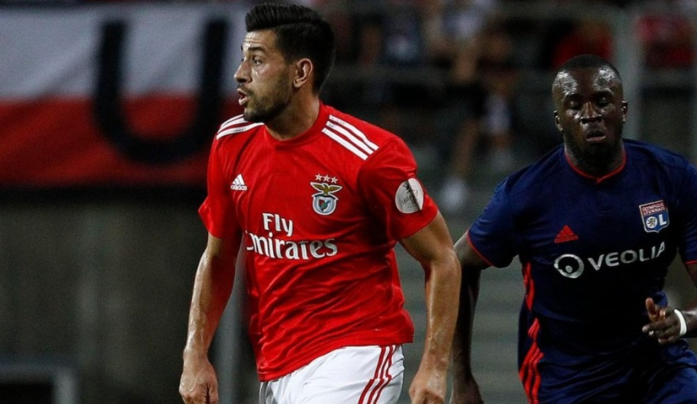 Uluslararası Şampiyonlar Kupası'nda Olympique Lyon, Benfica'yı 3-2 mağlup etti