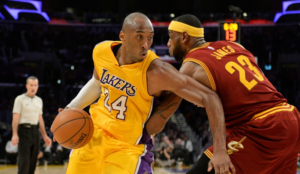 Efsane basketbolcu Lakers'a geri mi dönüyor? Kobe Bryant...