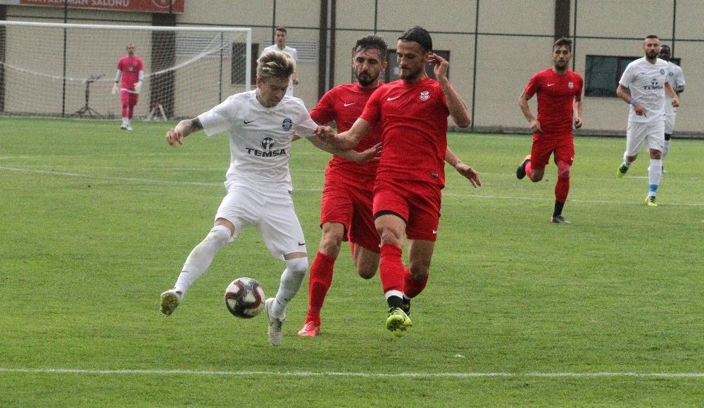 Adana Demirspor hazırlık maçında Kastamonuspor'u devirdi