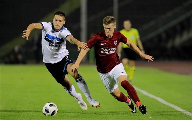 Atalanta deplasmanda FK Sarajevo'yu 8-0 mağlup etti