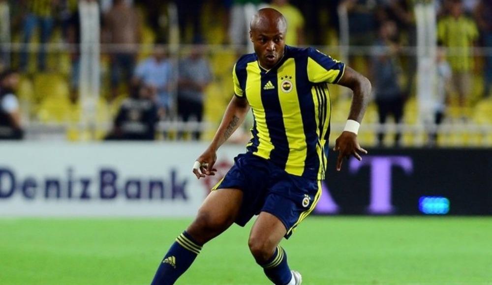 Andre Ayew ilk golünü Kadıköy'de attı!